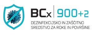 BCX 900+2 || Dezinfekcijsko zaščitno sredstvo za roke in površine